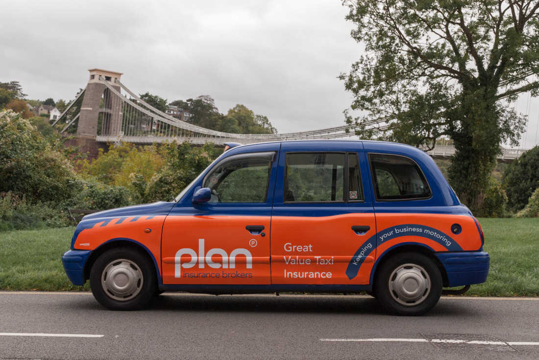 2017 Ubiquitous campaign for Plan Insurance Brokers - GREAT VALUE TAXI INSURANCE