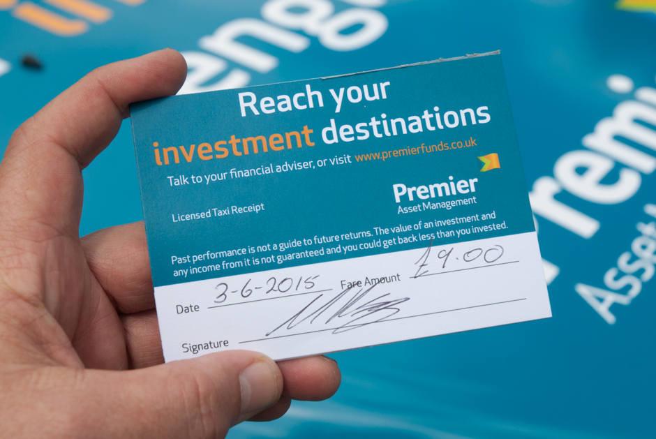2015 Ubiquitous campaign for Premier Asset Management - Driving Your Investment Future