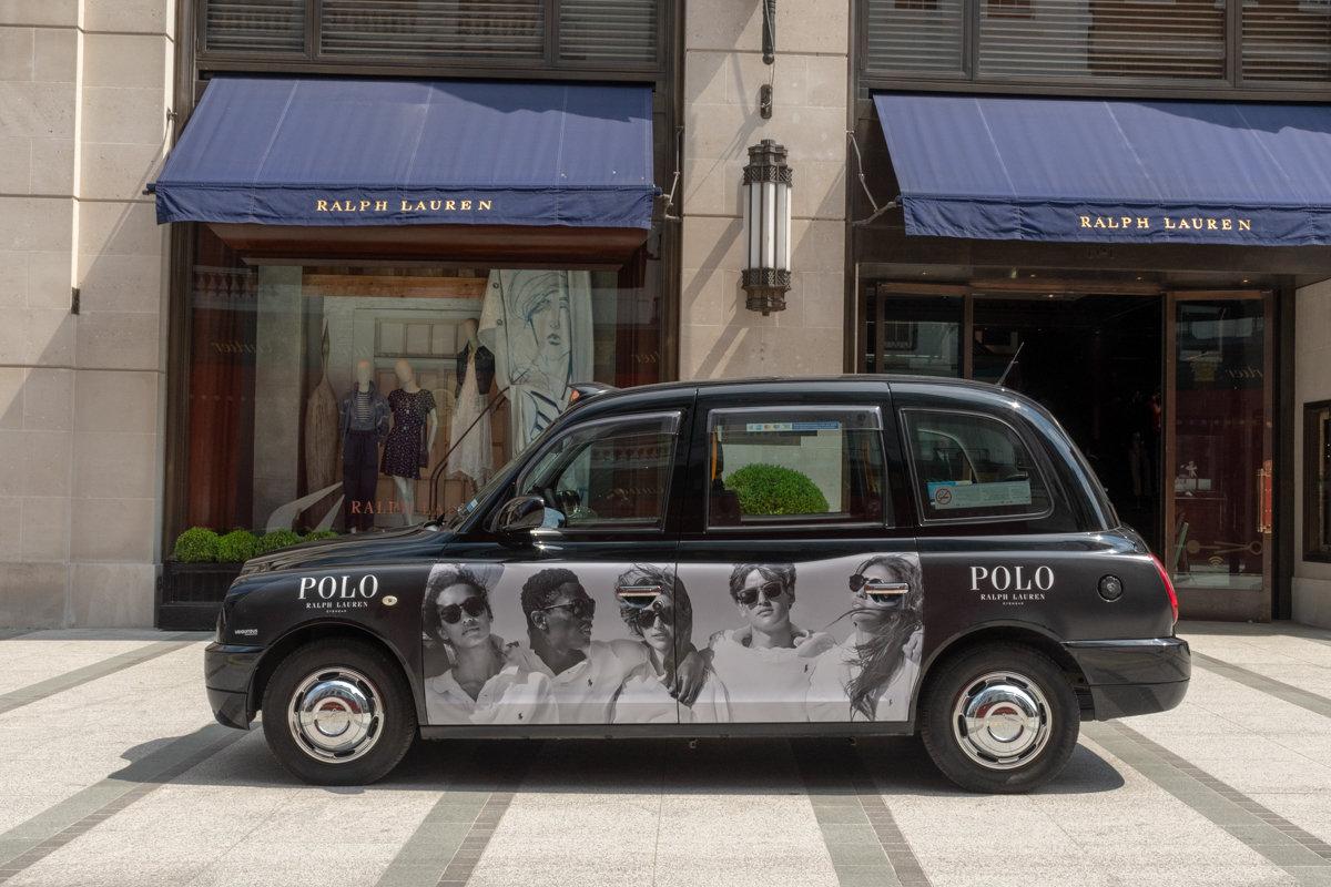 2018 Ubiquitous campaign for Ralph Lauren  - Polo Ralph Lauren