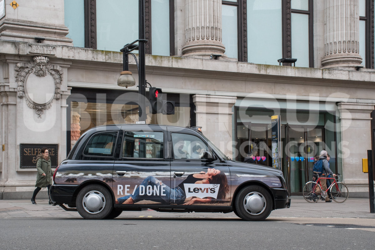 2018 Ubiquitous campaign for RE/DONE - LEVI'S