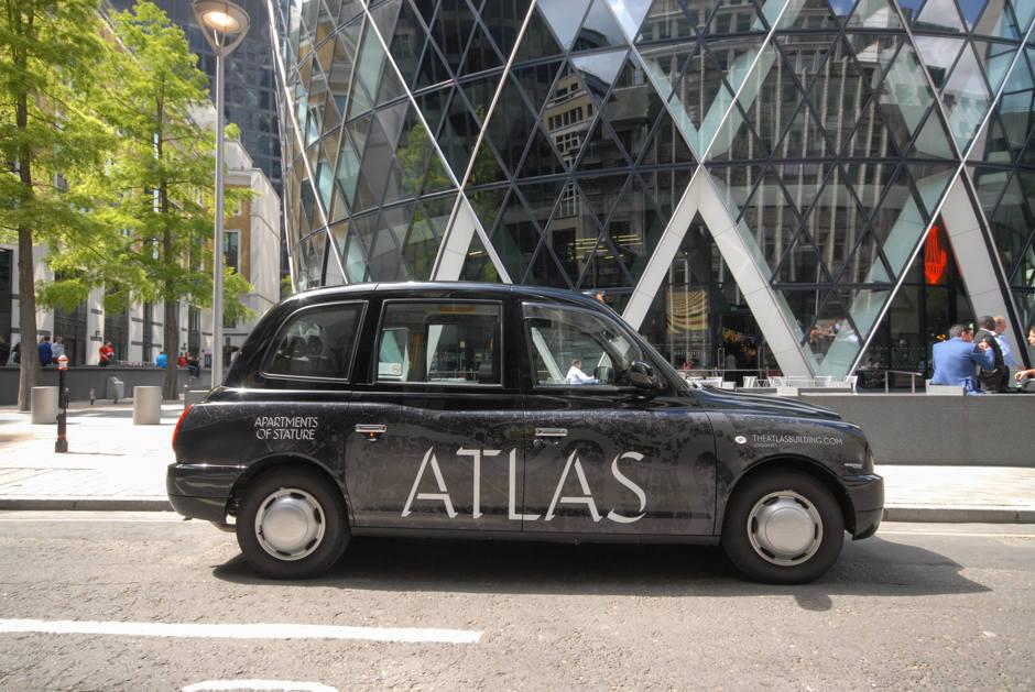 2015 Ubiquitous campaign for Rocket Investments - The Atlas Building