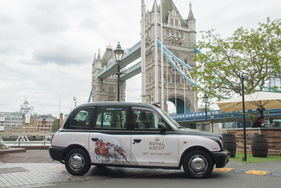 2017 Ubiquitous campaign for Royal Ascot - 20th - 24th June 2017
