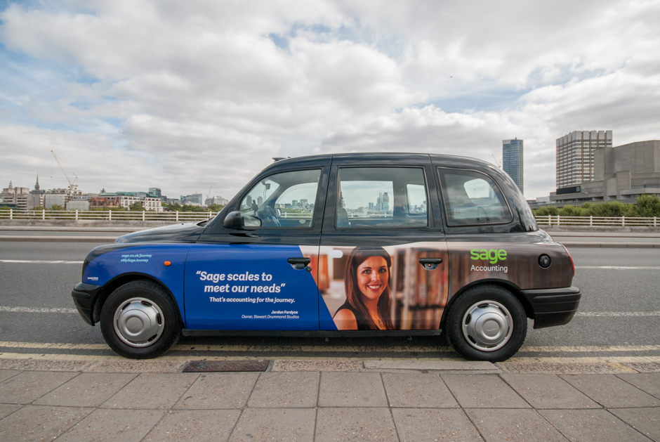 2016 Ubiquitous campaign for Sage  - sage.co.uk/journey #MySageJourney