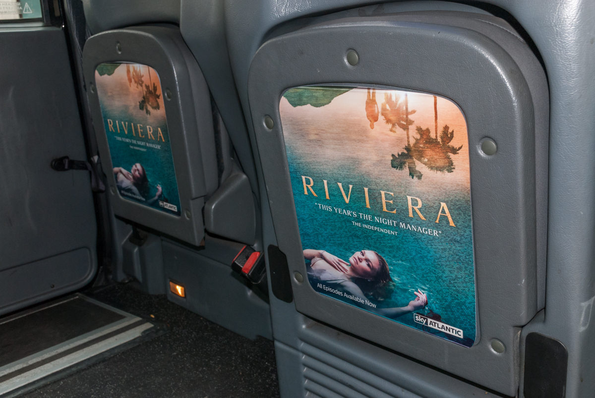 2017 Ubiquitous campaign for Sky - RIVIERA