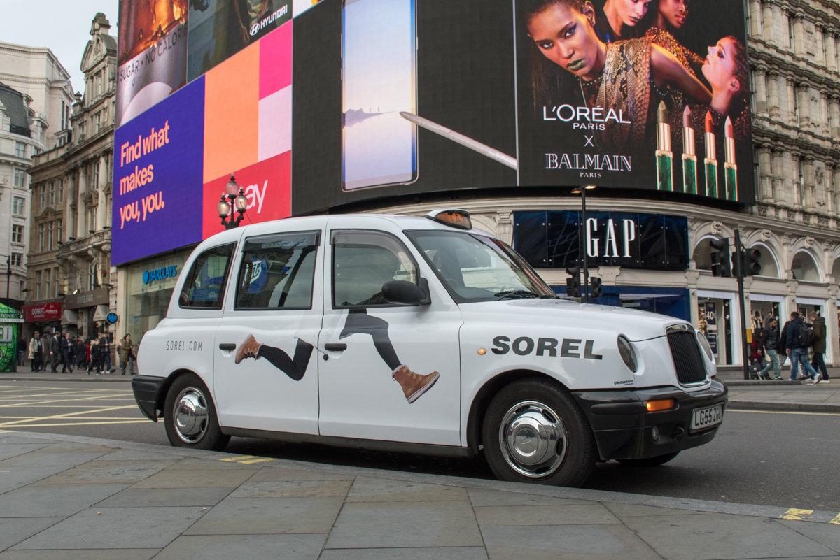 2017 Ubiquitous campaign for SOREL - SOREL.COM