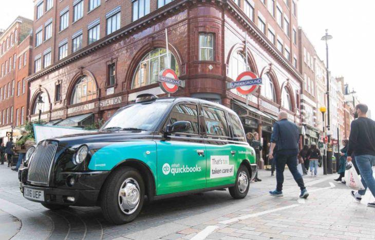 Intuit Quickbooks superside taxi
