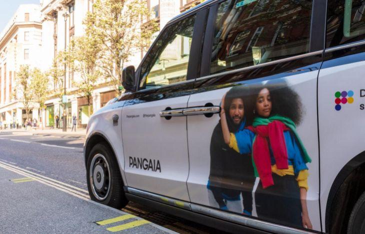 Pangaia SuperSide taxi