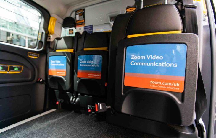 Zoom Vito Taxi Tip Seats