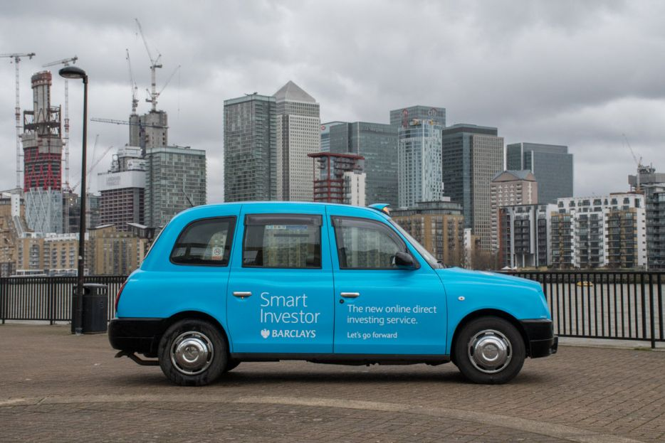 2018 Ubiquitous campaign for Barclays - SMART INVESTOR