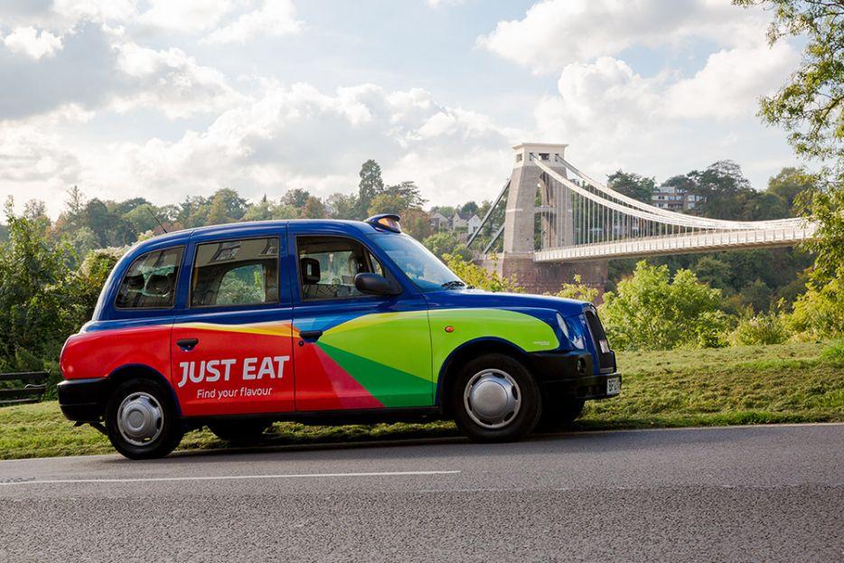2016 Ubiquitous campaign for Just Eat - Find Your Flavour - Regional