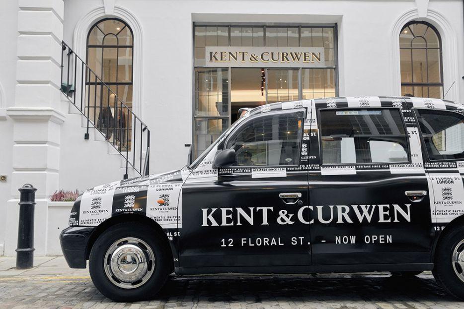 2017 Ubiquitous campaign for Kent & Curwen - 12 Floral St. - Now Open
