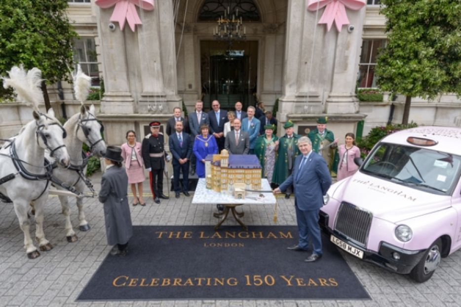The Langham 150 Years