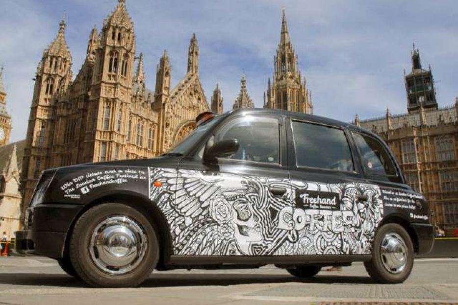 Freehand Coffee Roasters taxis in London