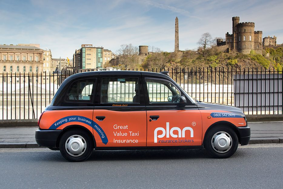 2018 Ubiquitous campaign for Plan Insurance Brokers - Keeping Your Business Motoring