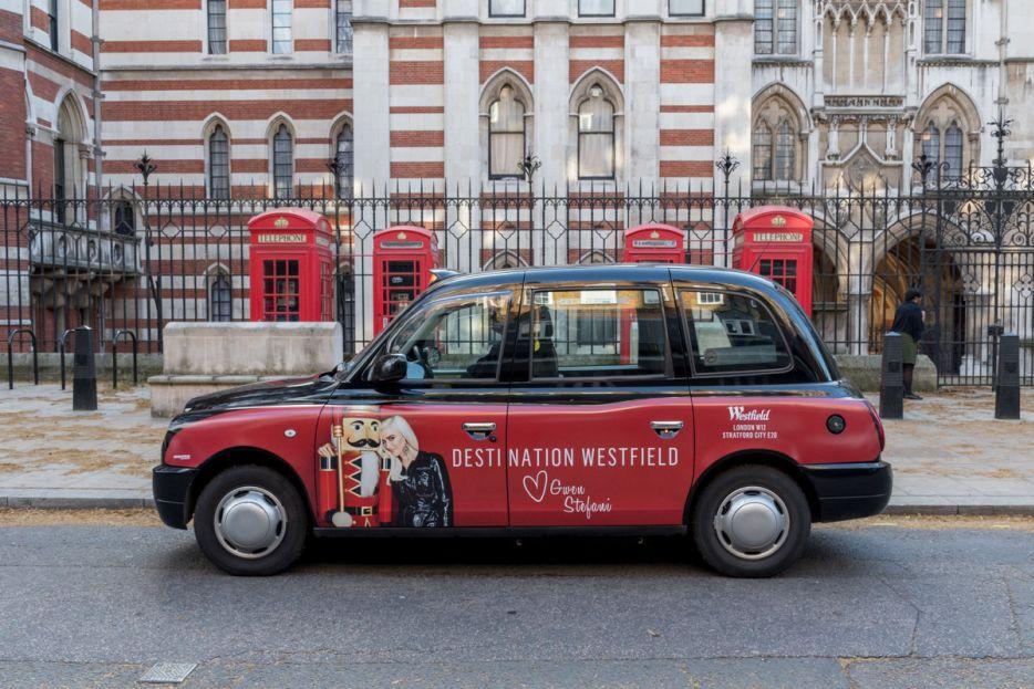 2017 Ubiquitous campaign for Westfield  - Destination Westfield x Gwen Stefani