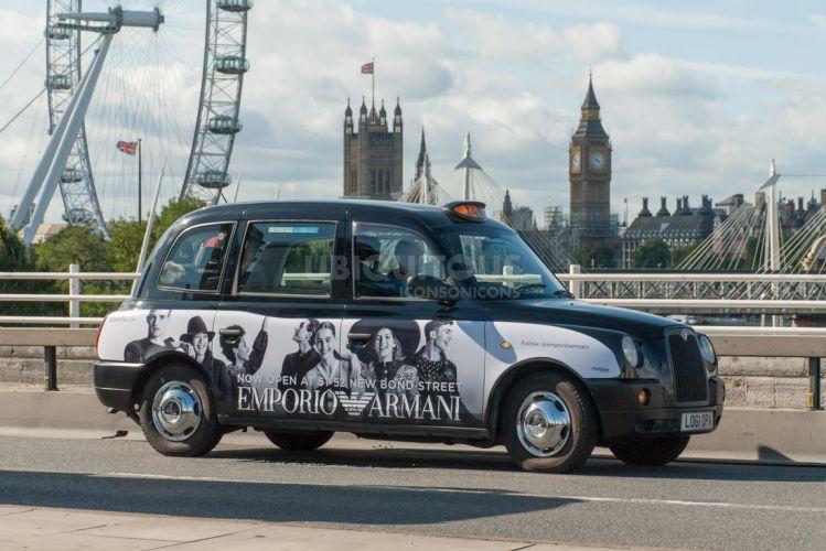 2017 Ubiquitous campaign for Armani - Emporio Armani