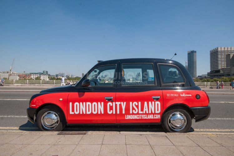 2016 Ubiquitous campaign for Ballymore - London City Island