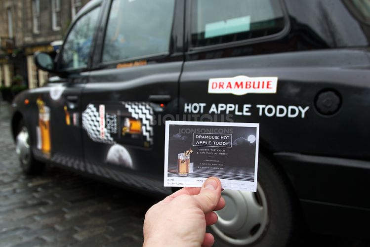 2014 Ubiquitous campaign for Drambuie - Hot Apple Toddy