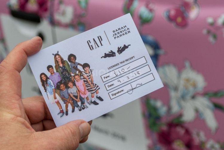 2018 Ubiquitous campaign for GAP - Sarah Jessica Parker