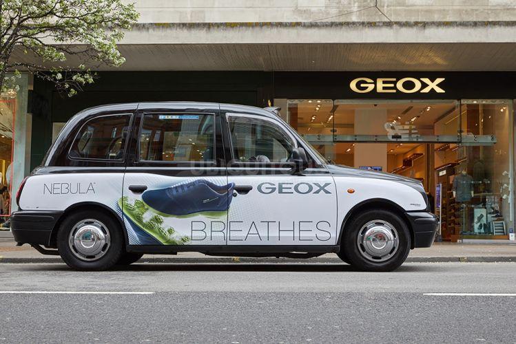 2017 Ubiquitous campaign for GEOX - Nebula