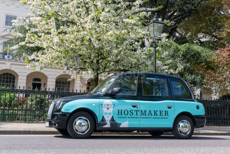 2018 Ubiquitous campaign for HOSTMAKER  - AWARD WINNING PROPERTY MANAGEMENT