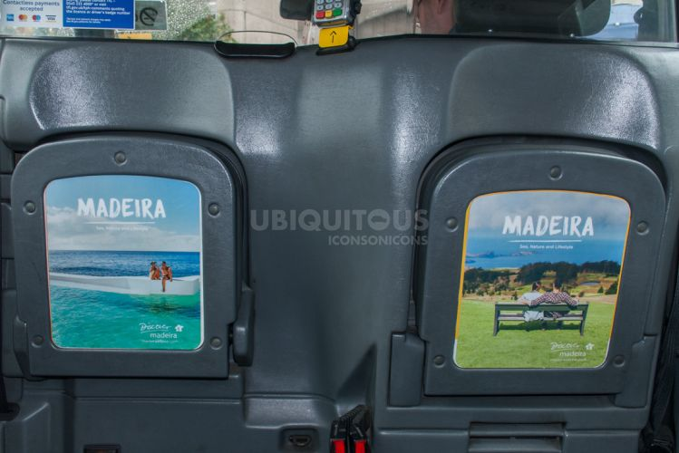 2017 Ubiquitous campaign for Maderia Tourist Board - Sea, Nature & Lifestyle