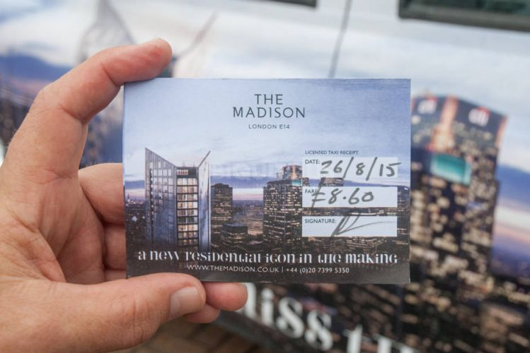 2015 Ubiquitous campaign for Madison Development - A New Residential Icon In The Making
