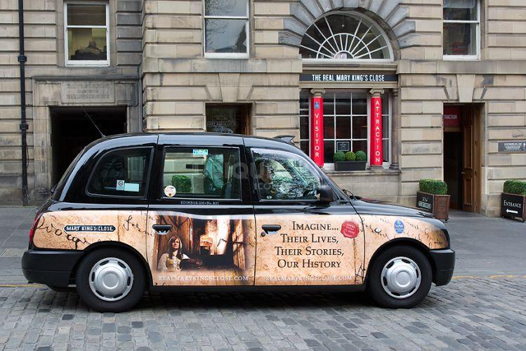 Ubiquitous Campaign Gallery Ubiquitous Taxis