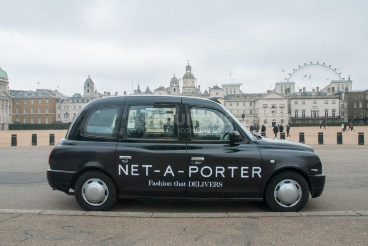 2017 Ubiquitous campaign for NET-A-PORTER - Fashion That Delivers