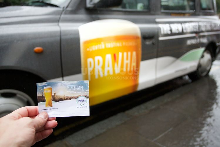 2017 Ubiquitous campaign for Prahva Beer - Taste The Lighter Side