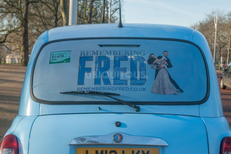 2017 Ubiquitous campaign for Remembering Fred - Remembering Fred