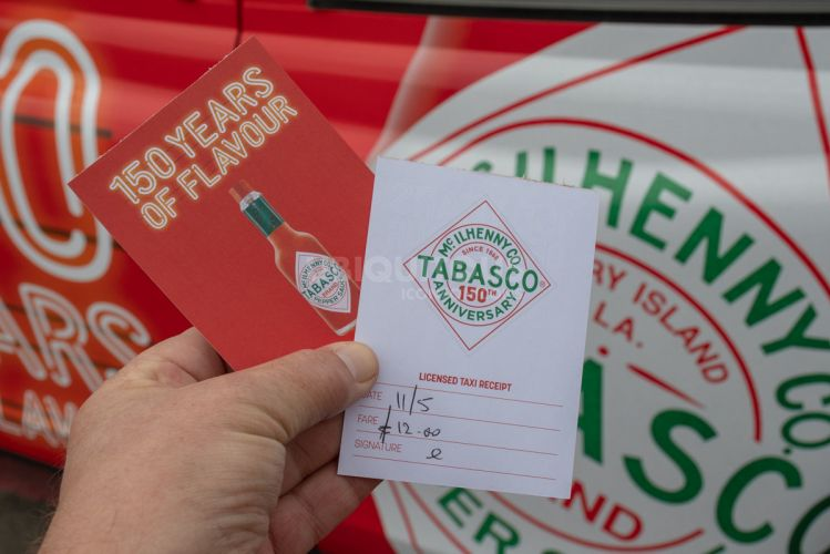 2018 Ubiquitous campaign for Tabasco - 150th Birthday Celebrations