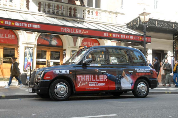 2014 Ubiquitous campaign for Thriller - Thriller Live