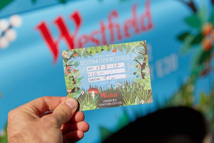 2017 Ubiquitous campaign for Westfield  - Destination Westfield