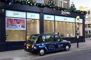 2016 Ubiquitous campaign for Laing Edinburgh - It's all about the diamond!