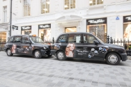2014 Ubiquitous campaign for Thomas Sabo - #SaboLondon