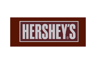 Ubiquitous Taxi Advertising client Hershey's  logo