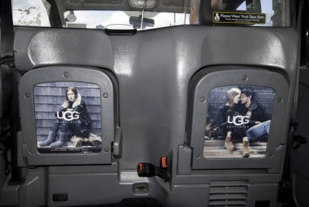 2015 Ubiquitous campaign for UGG - Feels Like NOTHING Else