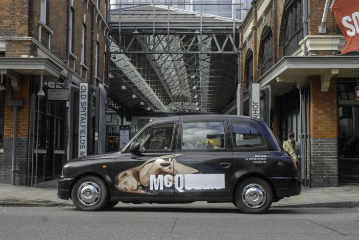 2015 Ubiquitous campaign for Alexander McQueen - McQ