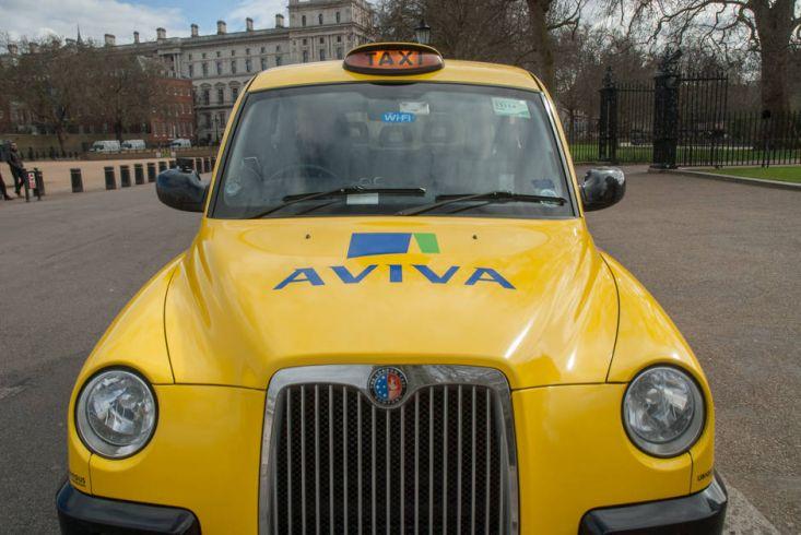 2015 Ubiquitous campaign for Aviva - Aviva