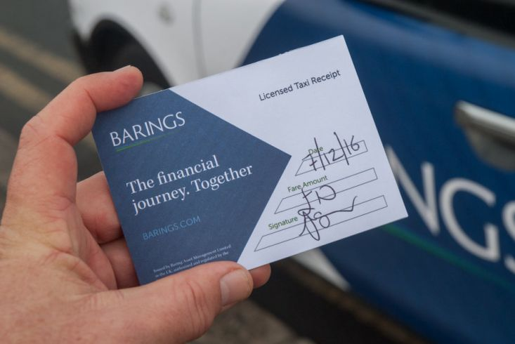 2016 Ubiquitous campaign for Baring Asset Management - The Financial Journey. Together.