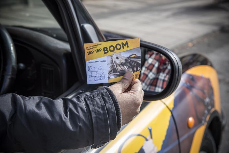 2015 Ubiquitous campaign for Betfair - Tap, Tap, Boom