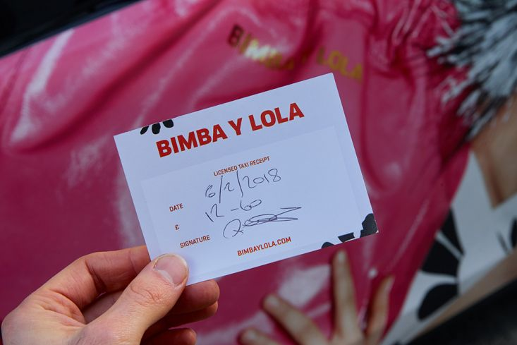 2018 Ubiquitous campaign for BIMBA Y LOLA - SS18 Collection