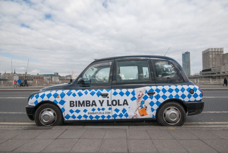2016 Ubiquitous campaign for BIMBA Y LOLA - BIMBAYLOLA.COM