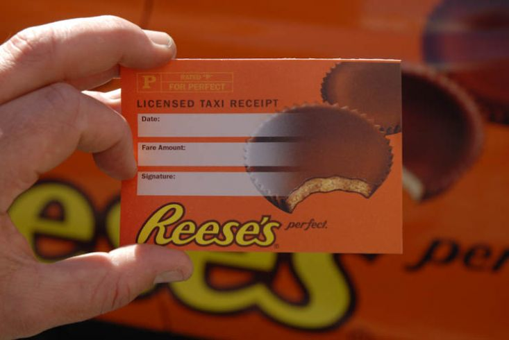 2012 Ubiquitous campaign for Hershey's - Reese's Perfect