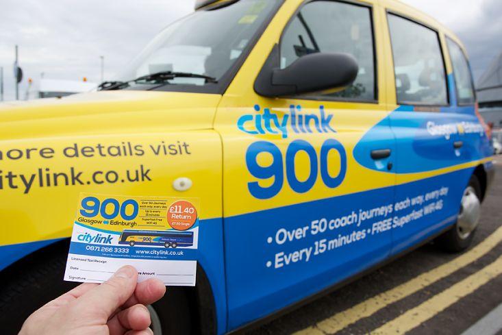 2015 Ubiquitous campaign for Citylink  - Citylink 900
