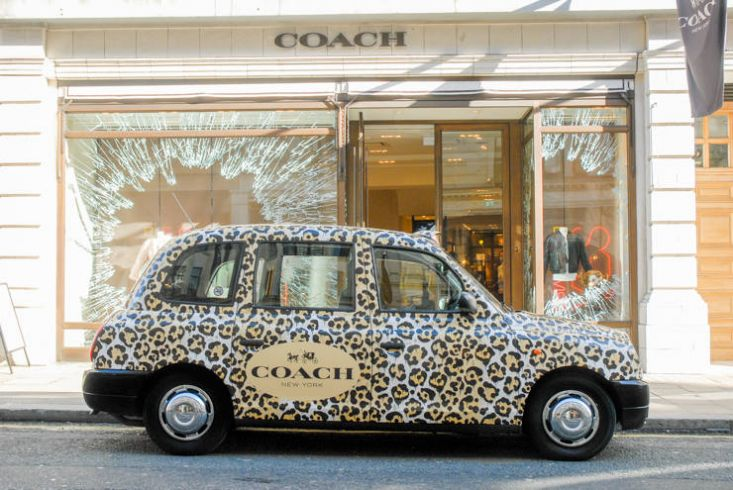 2015 Ubiquitous campaign for Coach - Coach
