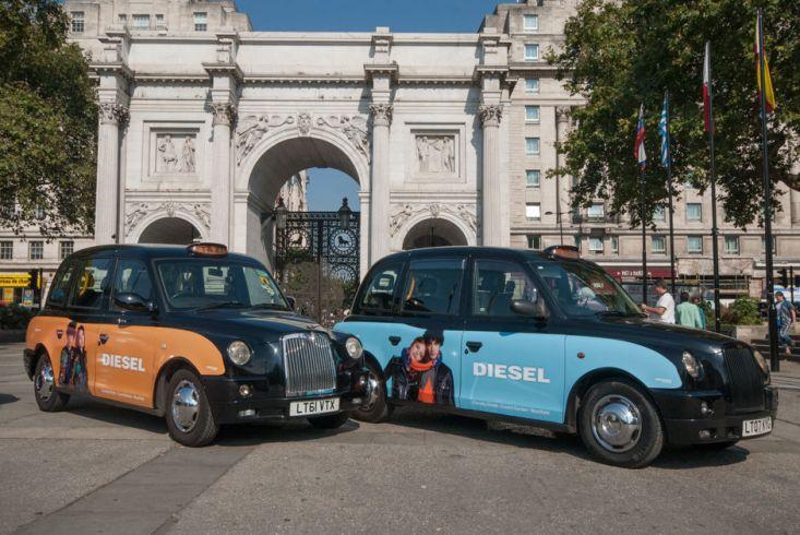 2016 Ubiquitous campaign for Diesel - Diesel