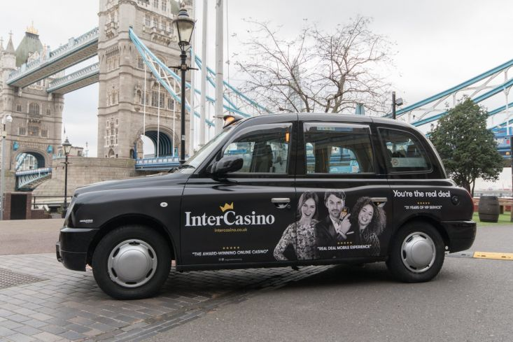 2017 Ubiquitous campaign for Intercasino  - You're The Real Deal