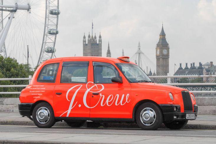 2014 Ubiquitous campaign for J Crew - J Crew